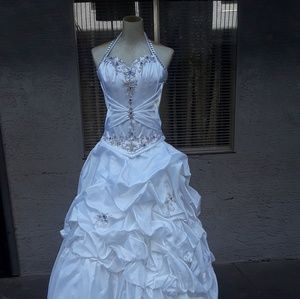 Dresses & Skirts - PROM/WED/QUINCE GOWN